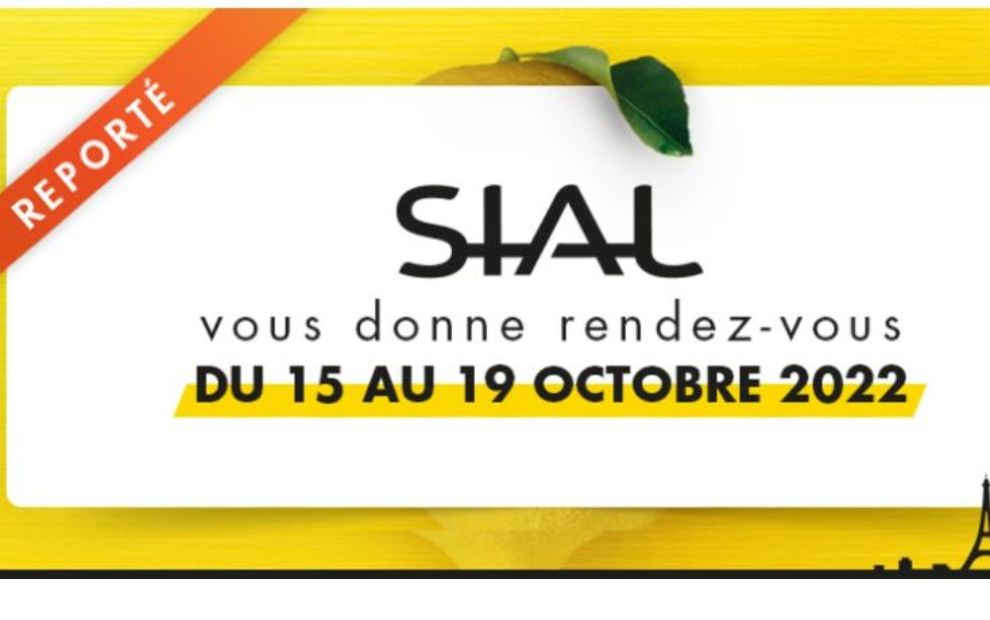 Le Salon international de l'alimentation de Paris reporté en 2022