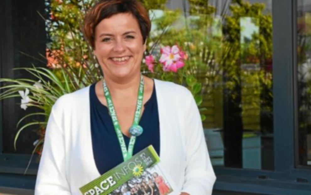 Anne-Marie Quéméner : « Le Space marquera toujours la rentrée agricole »