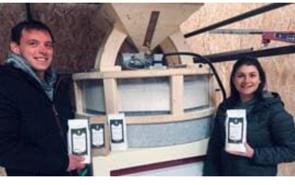 Deux jeunes meuniers font perdurer le savoir-faire artisanal à Loudéac