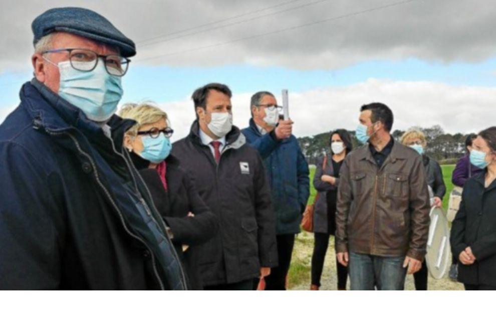 Lauzach, premier « Territoire bio engagé » de Bretagne