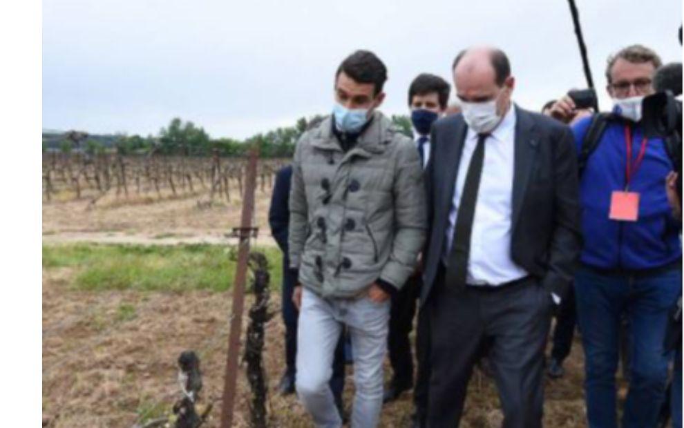 Gel. Jean Castex débloque « un fonds de solidarité » d'un milliard d'euros pour les agriculteurs
