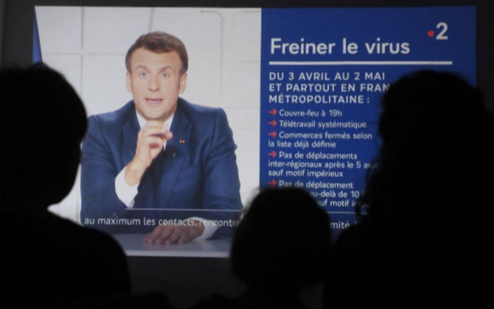 Emmanuel Macron annonce la fermeture des établissements scolaires à partir du 6 avril