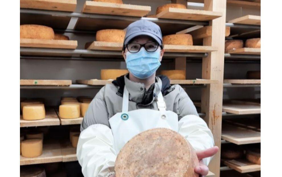 Don de fromage à Pontivy