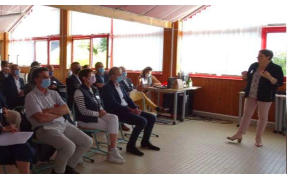 Changement à la présidence du Campus de Bretagne IPF3A